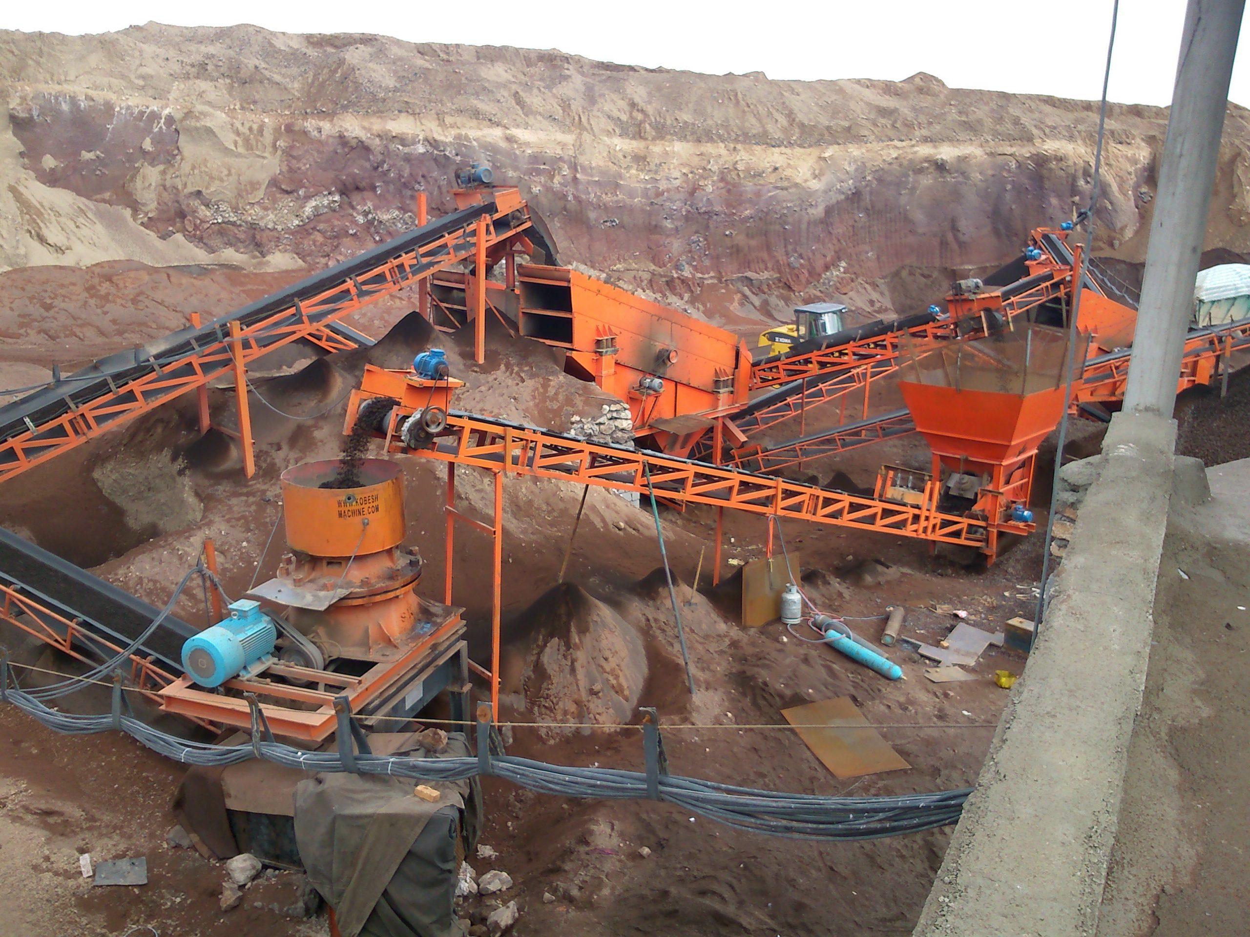 قیمت پوکه معدنی در تهران