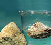 تحقیق درباره پوکه معدنی