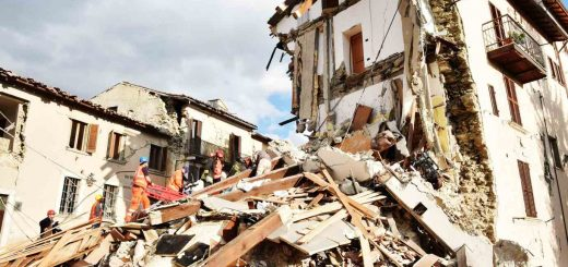 استفاده از پوکه معدنی در مناطق زلزله خیز