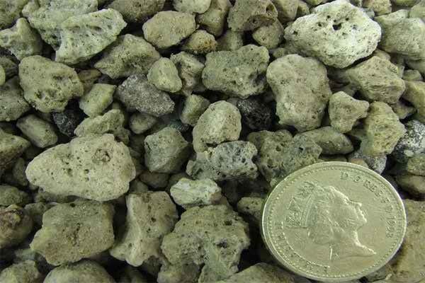 قیمت پوکه معدنی در سال 2018