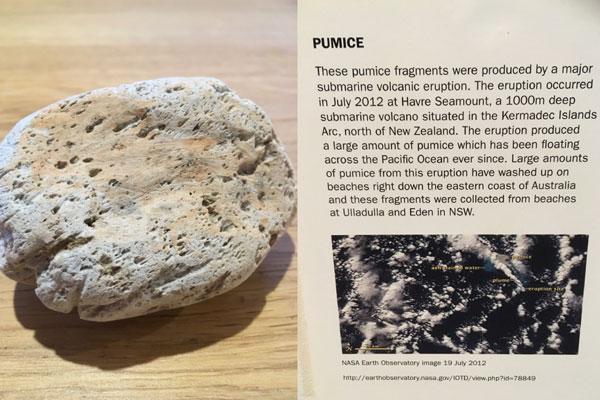 تاریخچه پوکه معدنی