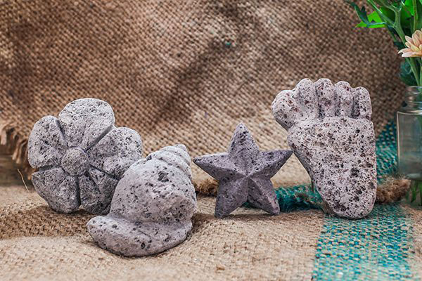 ارتباط سنگ پا با پوکه معدنی