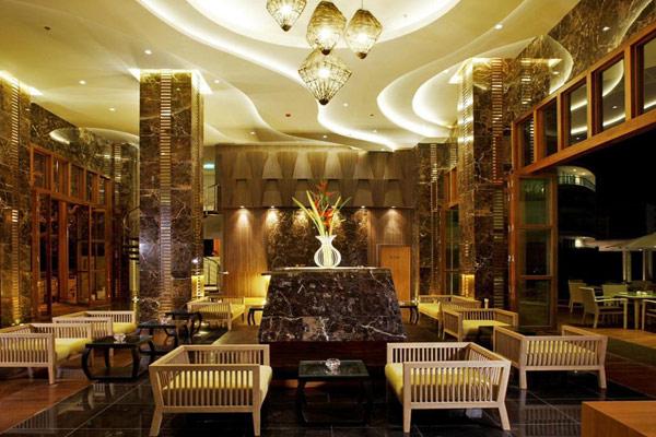 کاربرد پوکه معدنی در ساخت تالارها و هتل ها