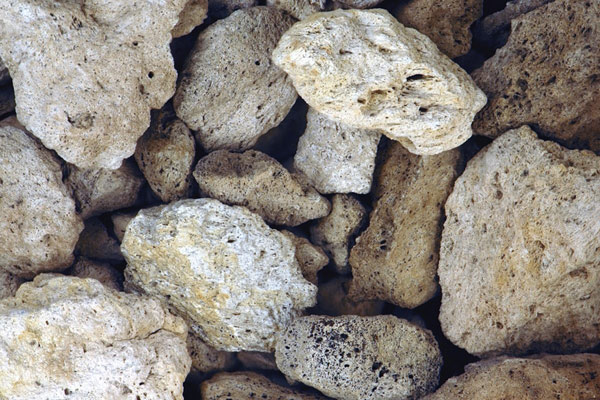 تاثیر پوکه معدنی بر محیط زیست