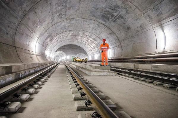 کاربرد پوکه معدنی در زهکشی تونل