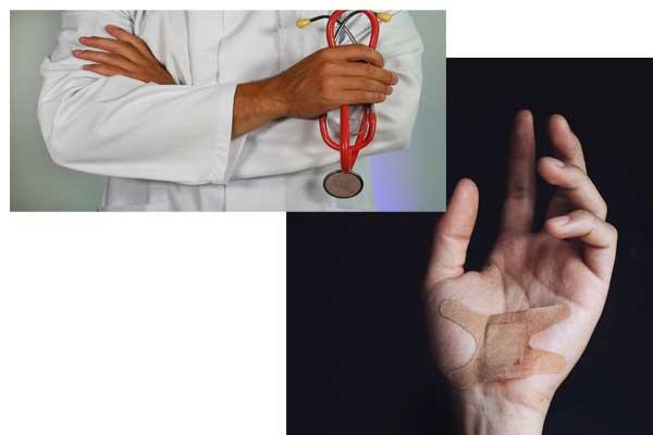 کاربرد پوکه معدنی در صنعت پزشکی