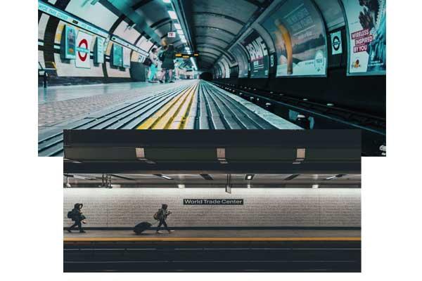 کاربرد پوکه معدنی در تونل و مترو