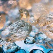 سنگ معدنی گلاسیال