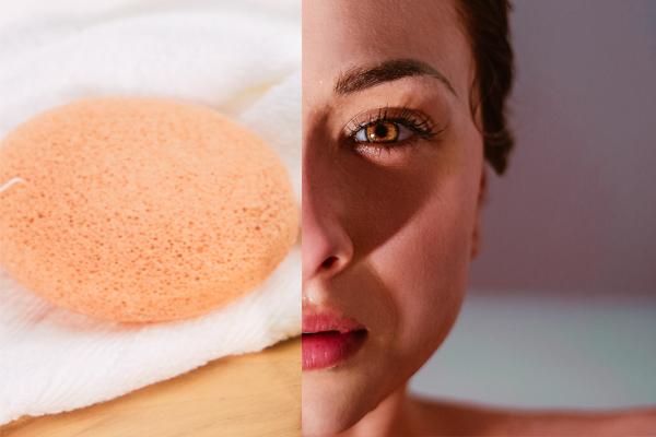 تاثیر پوکه معدنی بر روی پوست