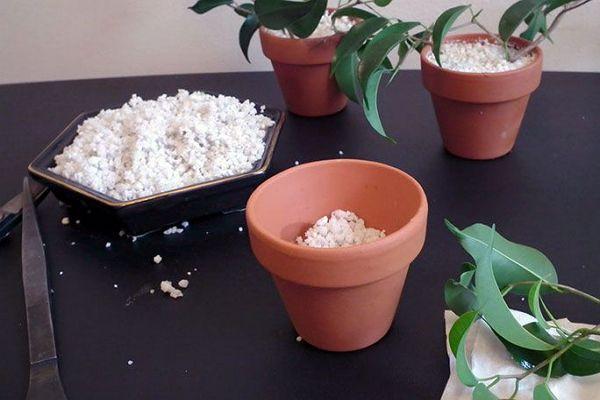 نحوه تشکیل خاک پرلیت